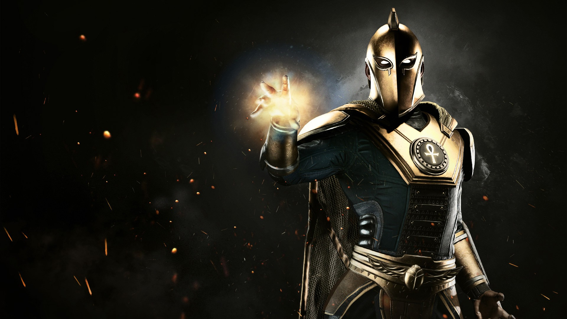 Doctor Fate in Injustice 2 Game 1080P Wallpapers 1920x1080