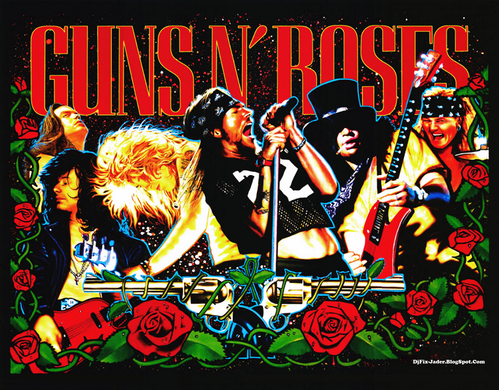 Guns N Roses Wallpapers