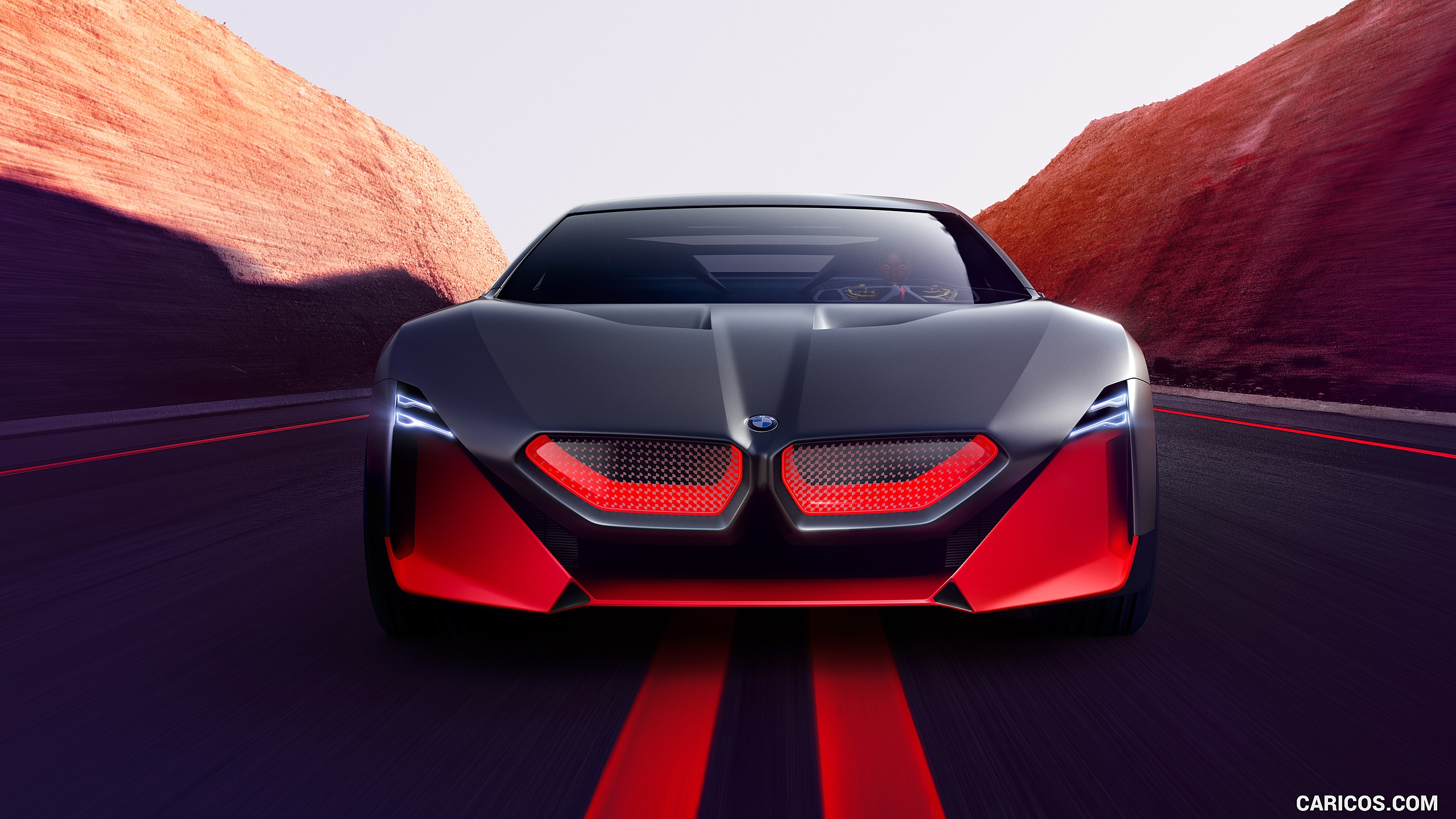 2019 BMW Vision M Next   Front HD Wallpaper 2 2560x1440