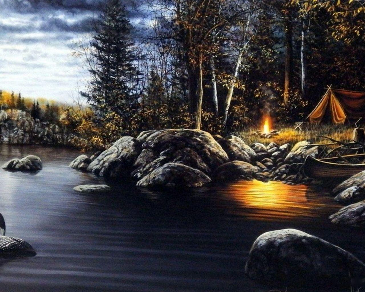 Best 53 Campground Backgrounds on HipWallpaper Campground 1280x1024