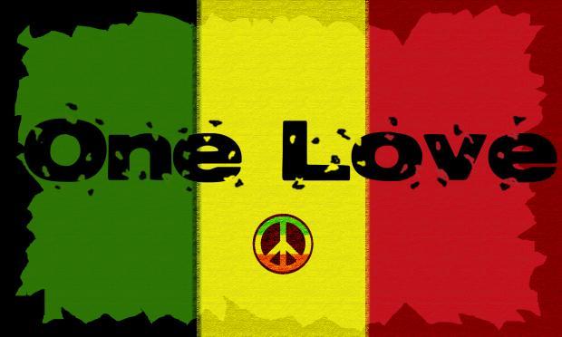 Bob Marley Wallpaper Desktop One Love : One Love Wallpaper - WallpaperSafari