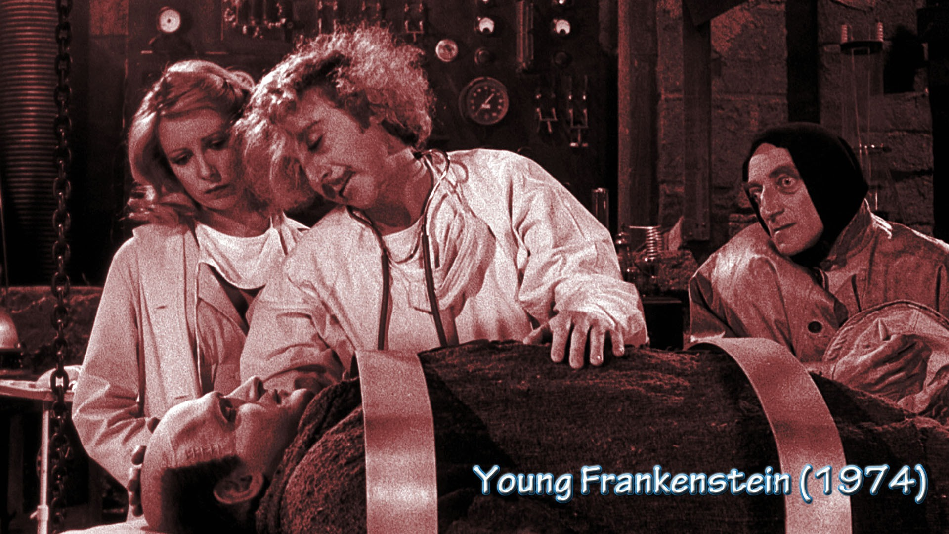 Young Frankenstein 1974 desktop wallpaper 1920x1080