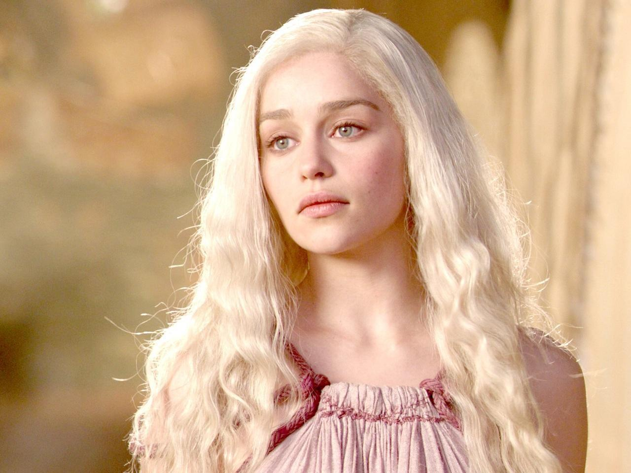 Emilia Clarke Game Of Thrones Gif HD Wallpaper Background Images 1280x960