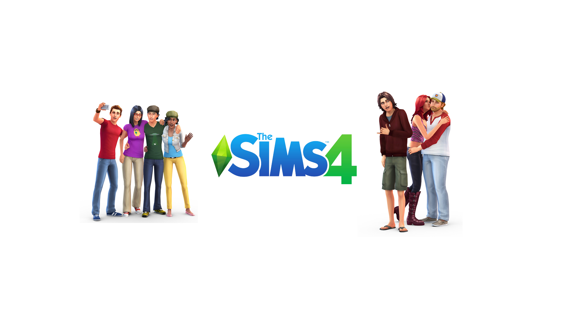 Free Download The Sims 4 Wallpapers 1920x1080 For Your