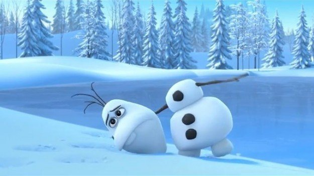 Do you think Olaf looks cute Poll Results   Frozen 625x351