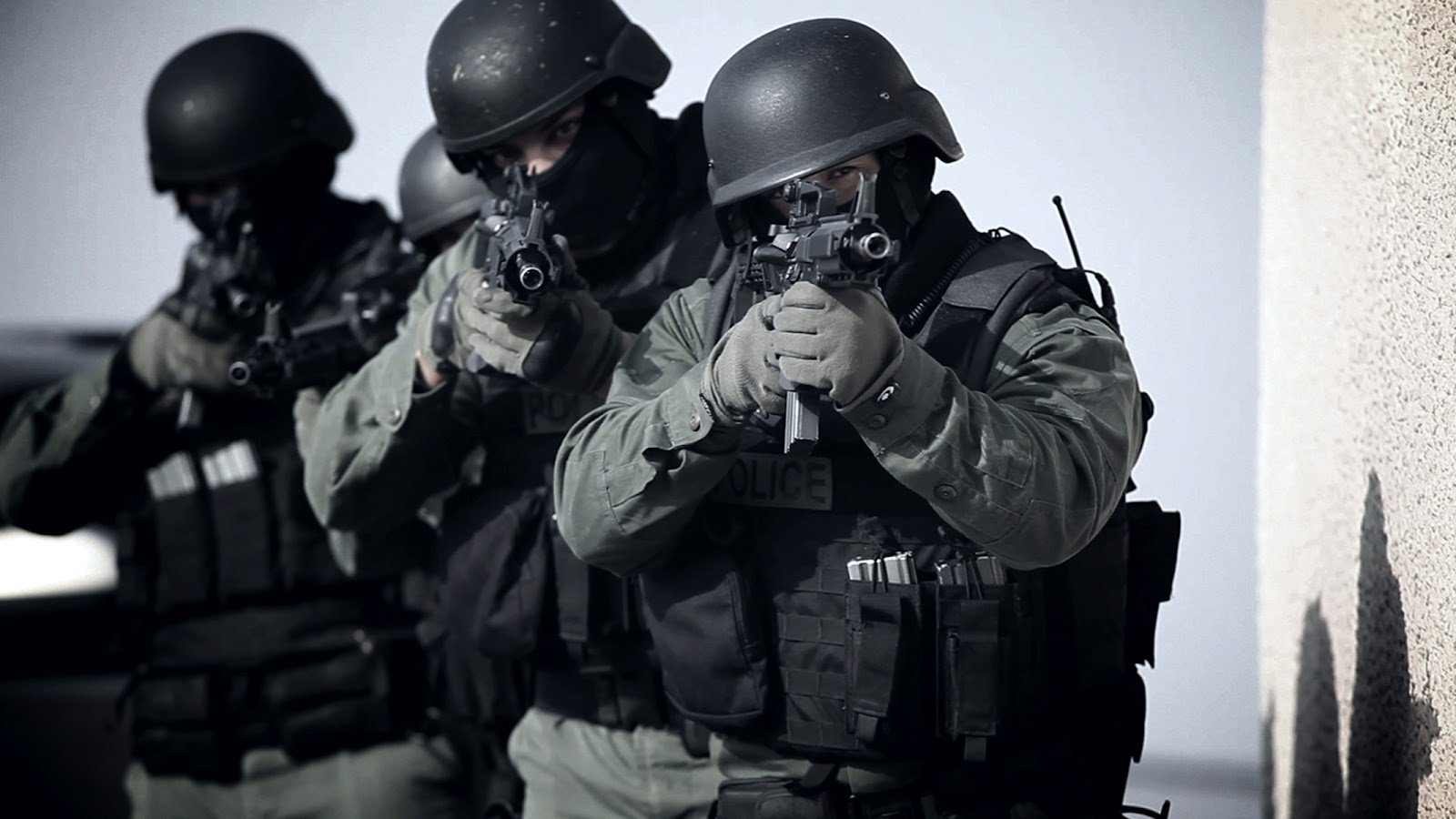 wallpaper Swat wallpaper wallpapers for desktop SWAT police 1600x900