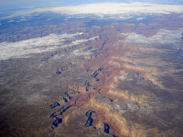 Above Grand Canyon   National Geographic Photo Contest 2011   National 608x456