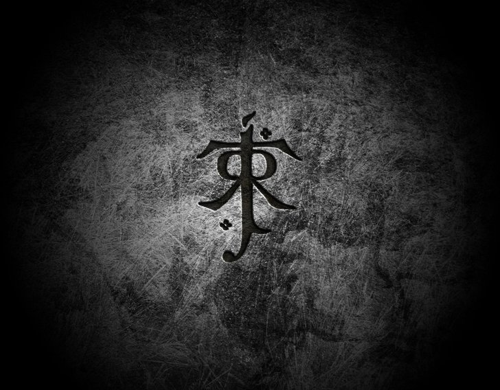 the lord of the rings jrr tolkien grey background 2048x1600 wallpaper 728x568