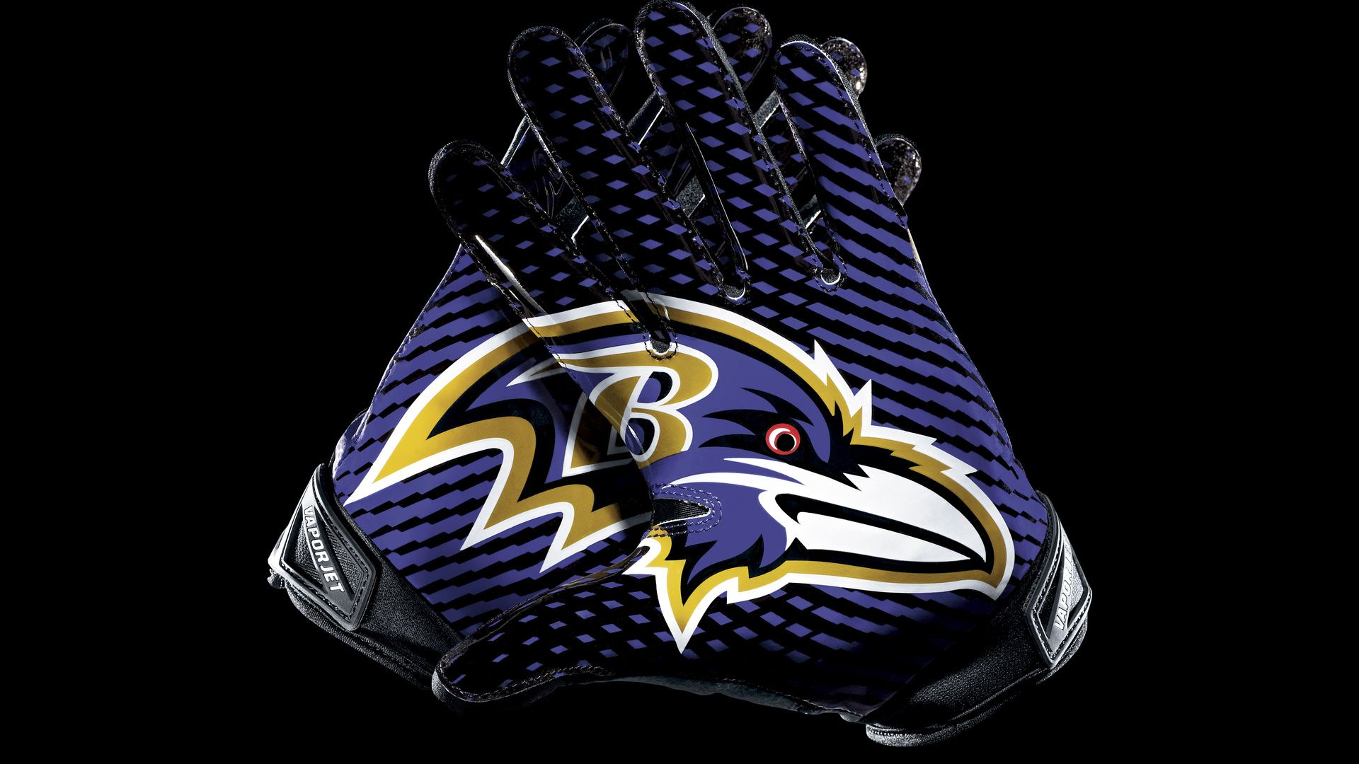 Baltimore Ravens Gloves Wallpaper 68602 1920x1080px 1920x1080