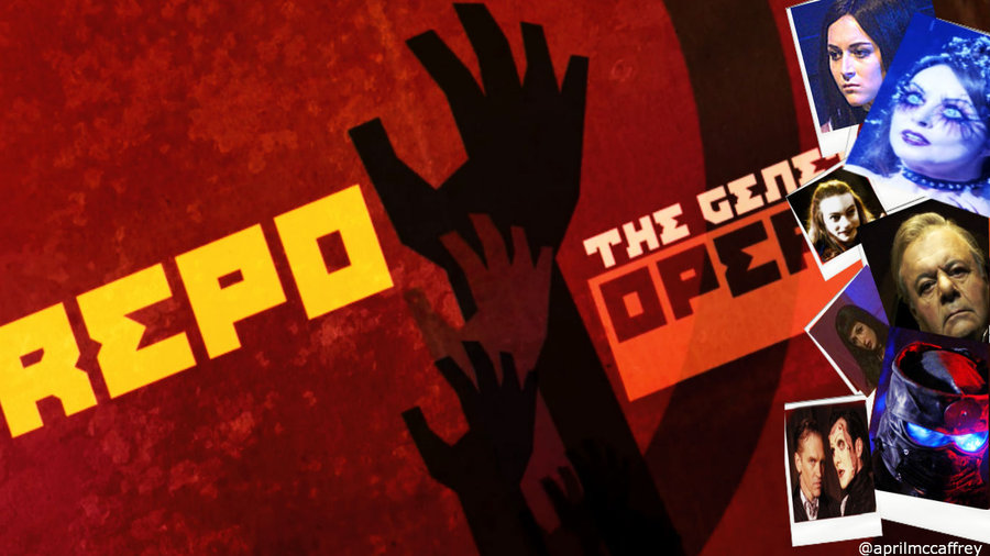 Repo The Genetic Opera wallpaper by aprilraindelain 900x506