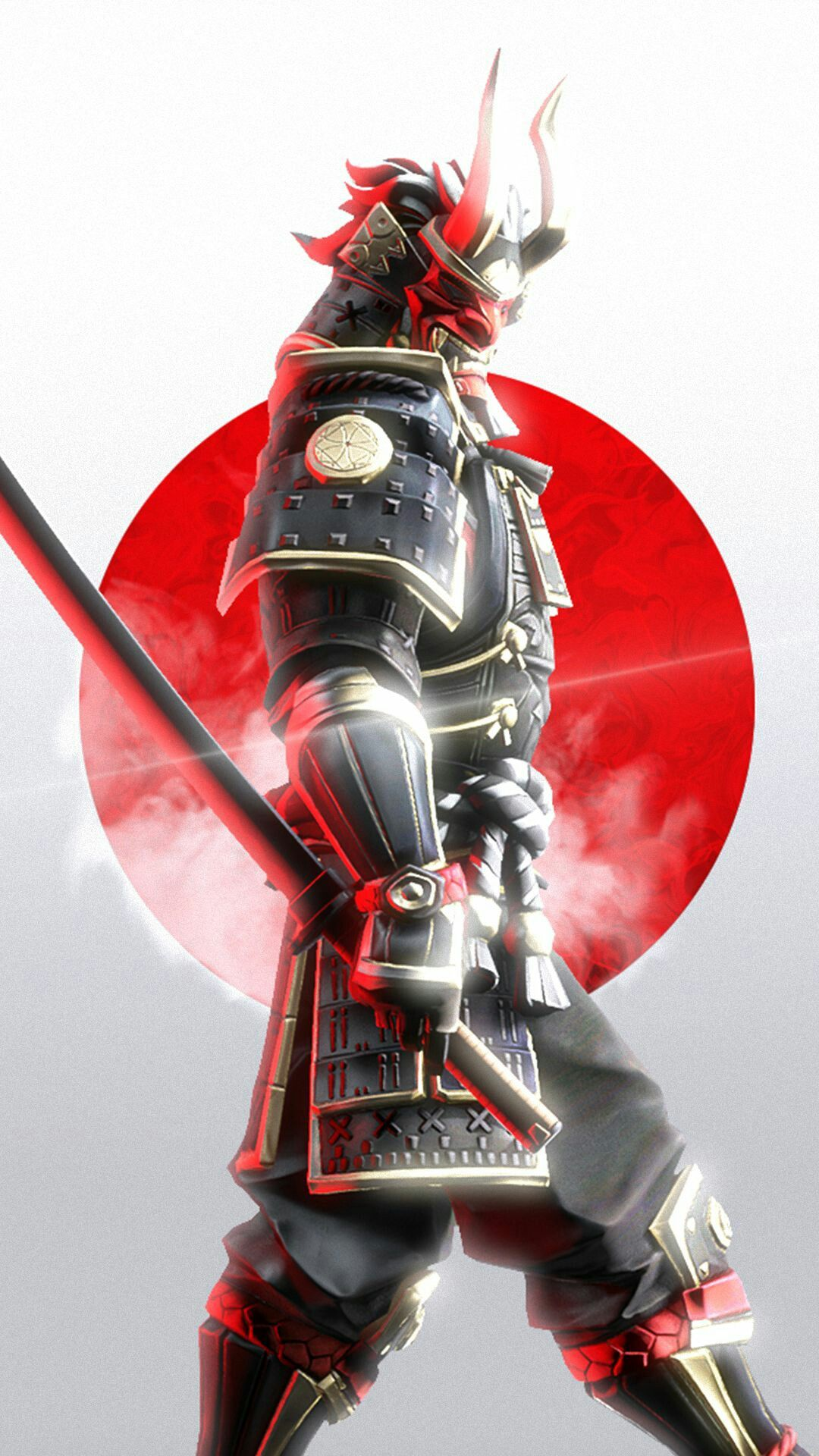 Shogun in 2019 Samurai wallpaper Gaming wallpapers Samurai art 1080x1920