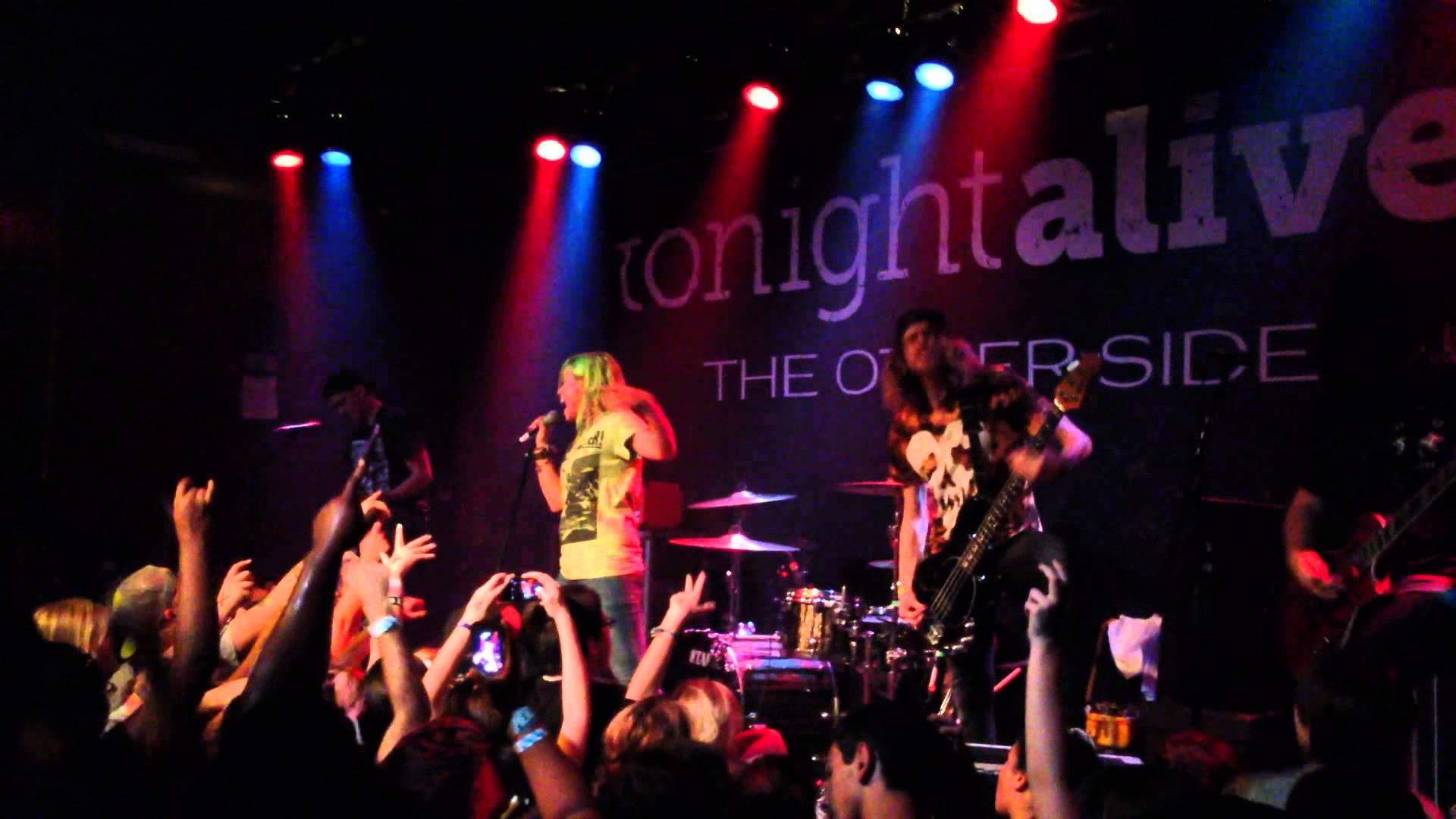 Tonight Alive 102713 The other side tour Full set The 1920x1080