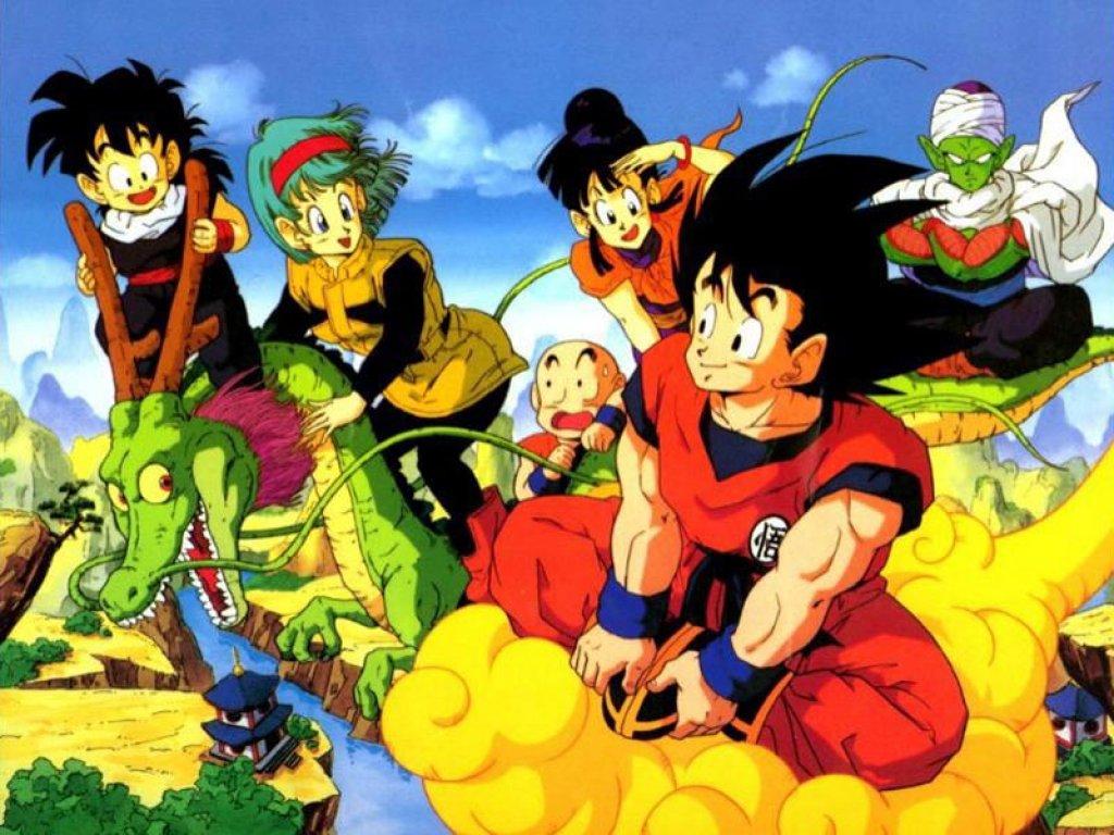 Dragon Ball Z De 222 Hd Wallpapers in Cartoons   Imagescicom 1024x768