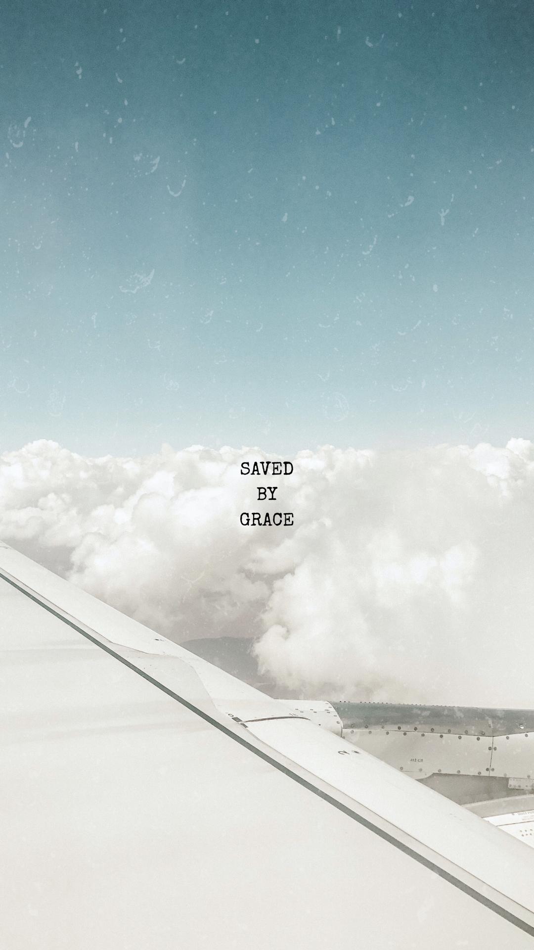 Saved by grace Criado por viihrocha Jesus wallpaper 1080x1920