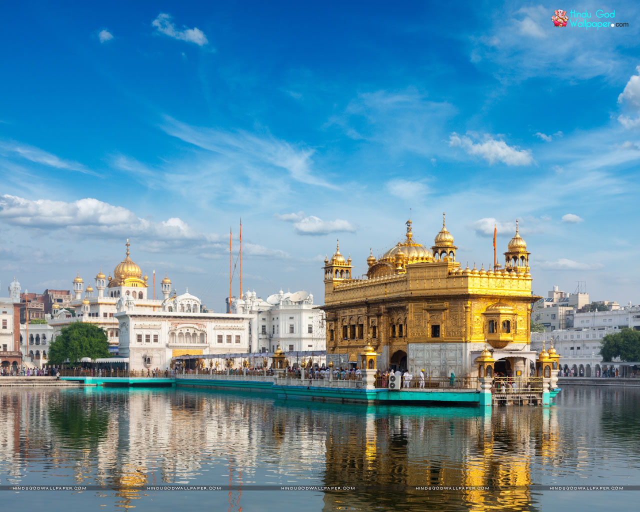 Golden Temple Wallpaper Full Size Wallpapersafari