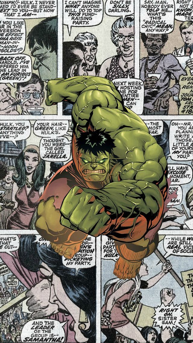 Hulk ComL1s  `  oN MyNz EsHoOP oNfiCiALLy oN tHe 2Nd 640x1136