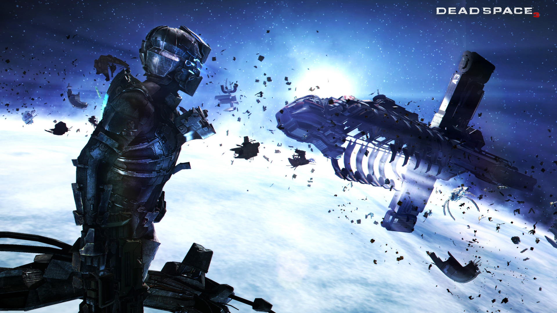 Dead Space 3 1080p Wallpaper