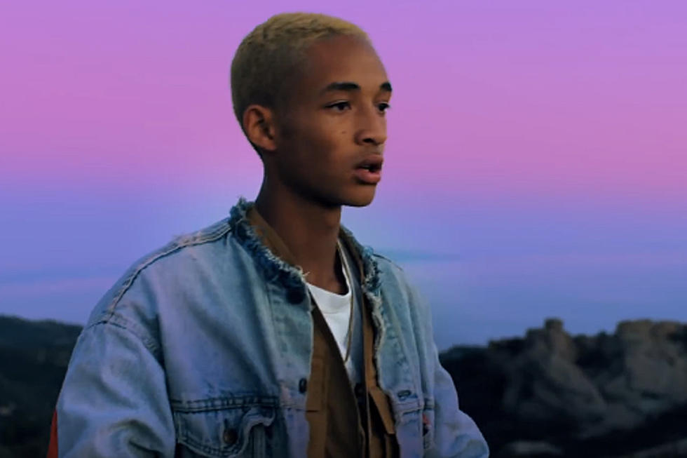 Watch Jaden Smiths Pastel Tinged Video for George Jeff   XXL 980x653