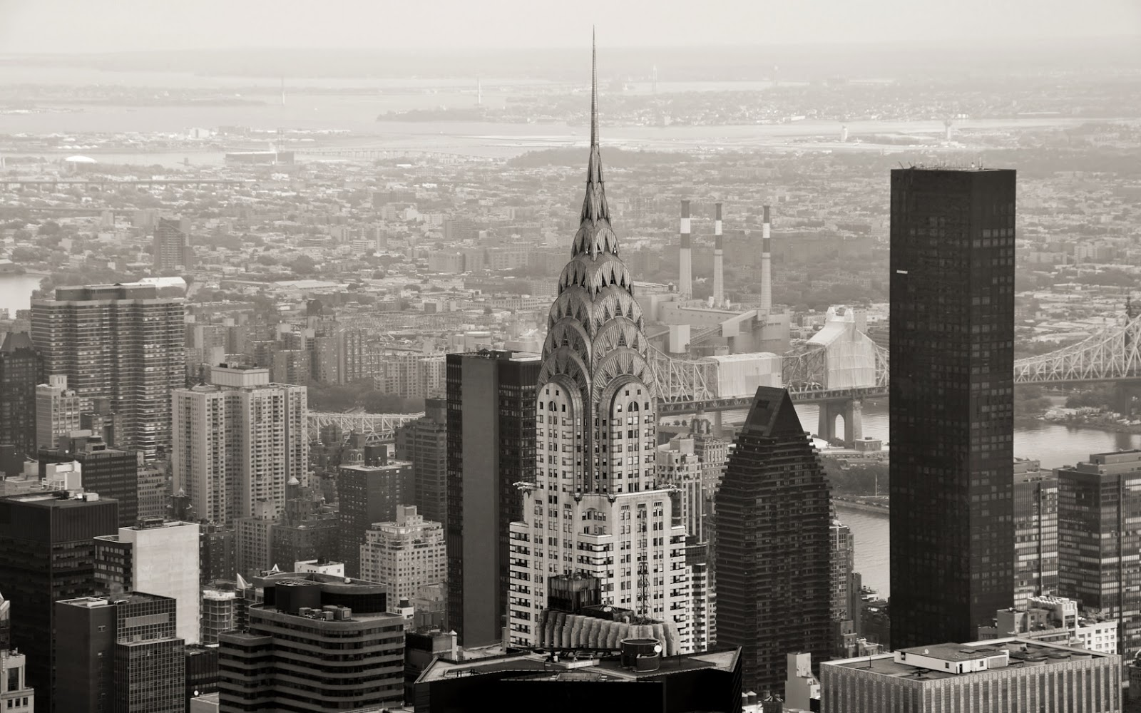 NYC Wallpaper Black and White HD wallpaper background 1600x1000