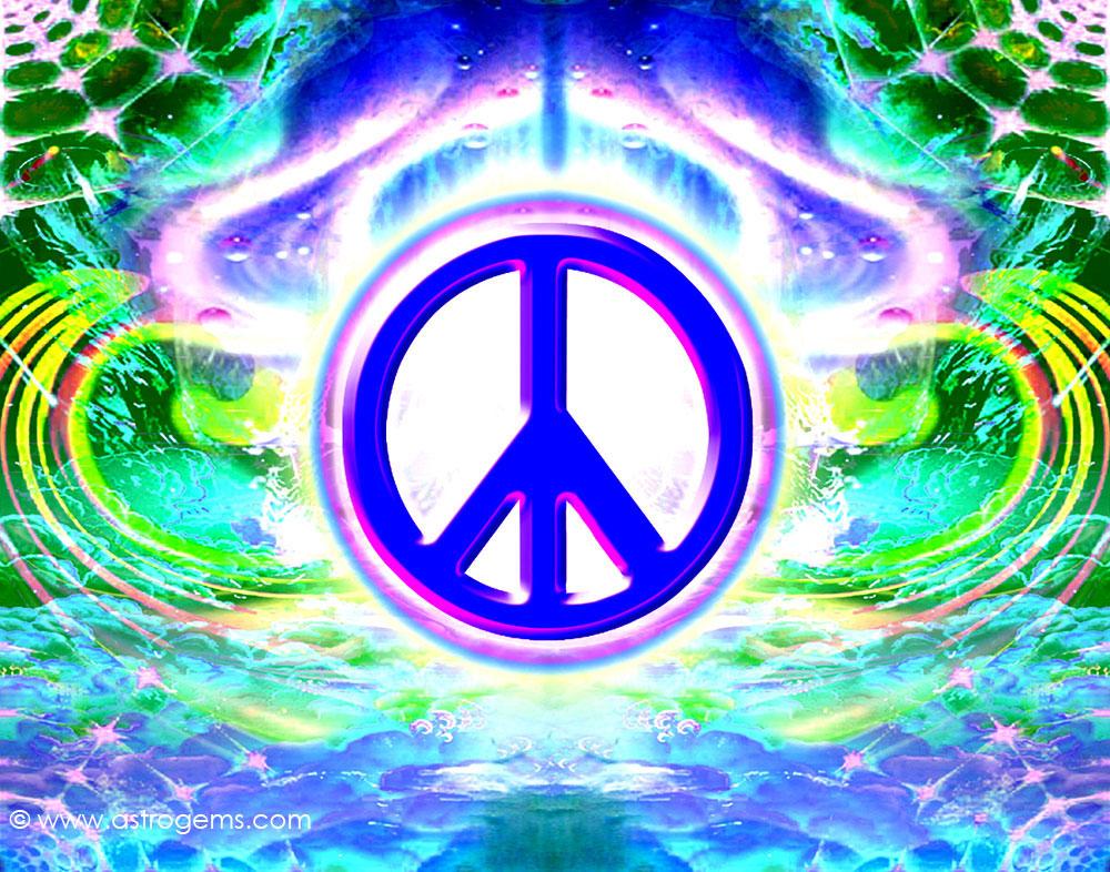 Peace Sign Wallpaper 1000x786