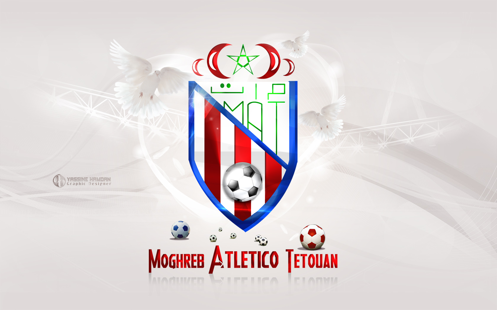Atletico Madrid Wallpaper 1680x1050