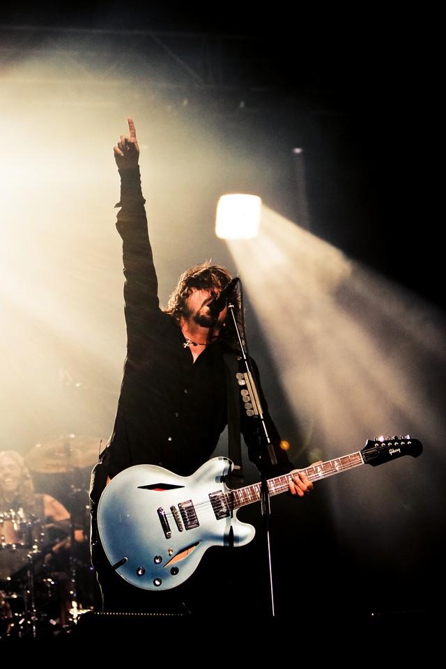 Foo Fighters iPhone Wallpaper  WallpaperSafari