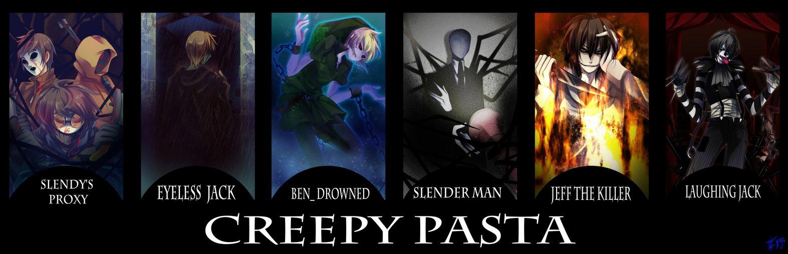 Creepypasta Boyfriend Scenarios Maid Dress by Hazelfe 1573x507