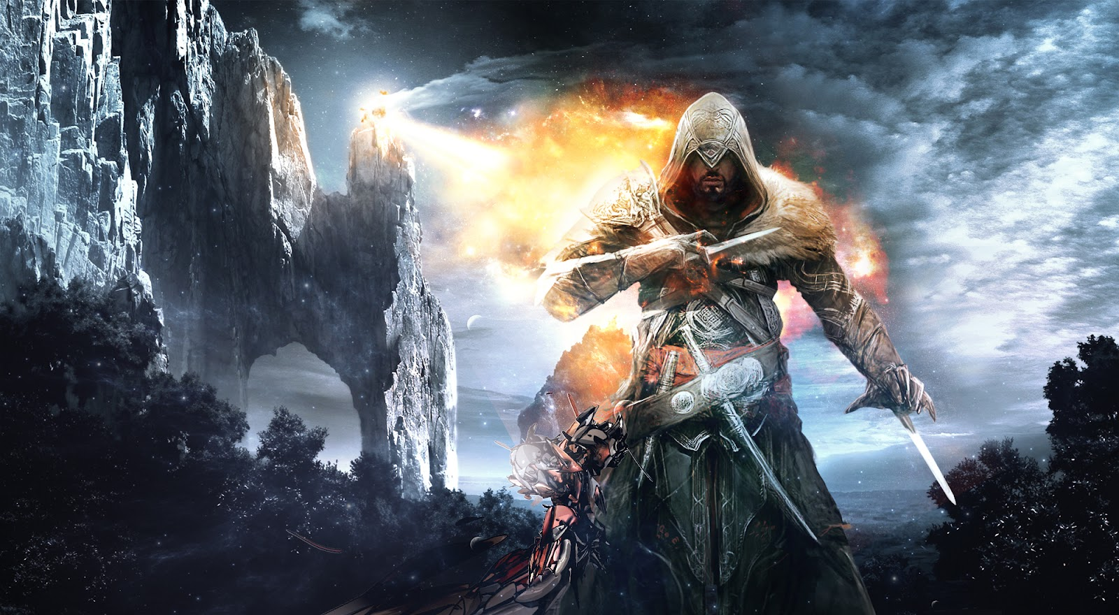 Assassin Creed III HD Wallpaper 1080p PiCsHoliC 1600x880