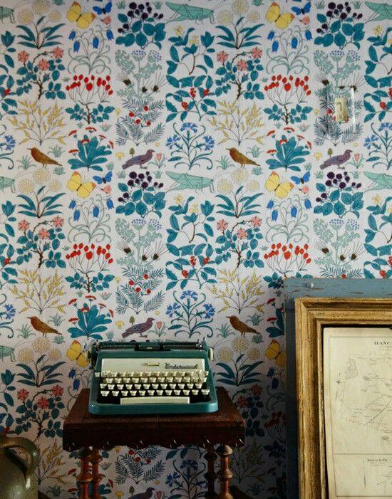 Apothecary S Garden Wallpaper Wallpapersafari
