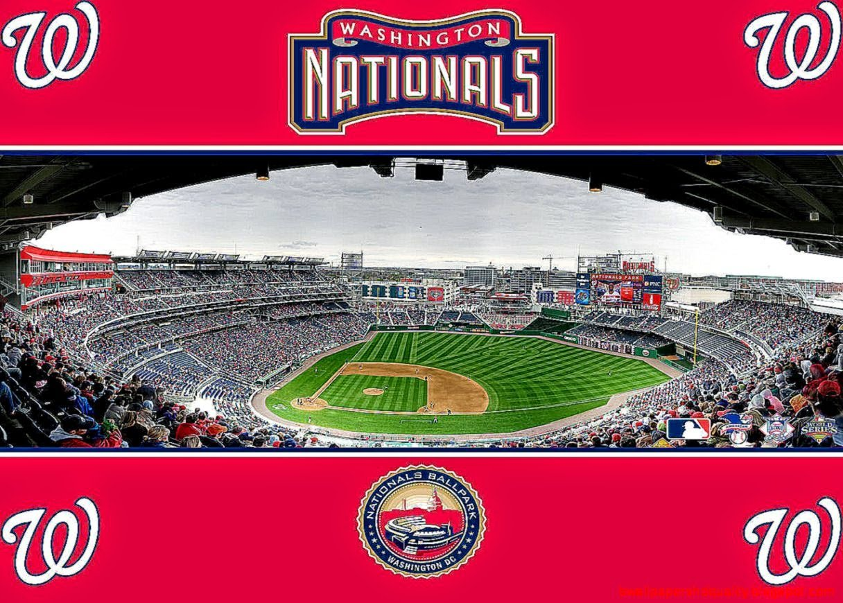 Washington Nationals Wallpaper Wallpapers HD Quality 1216x870