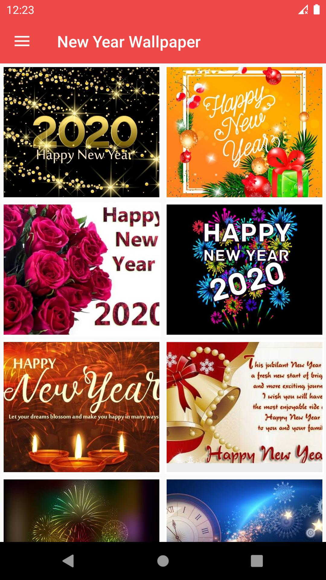 Happy New Year Wallpaper 2020 for Android   APK Download 1080x1920