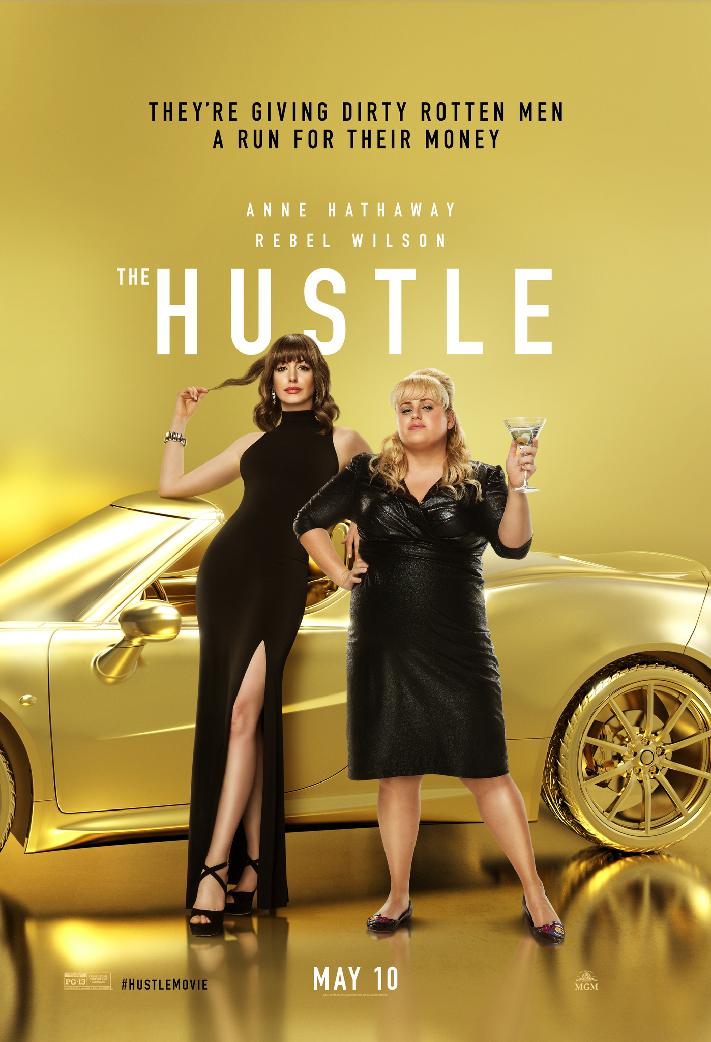 The Hustle 2019   IMDb 1398x2048