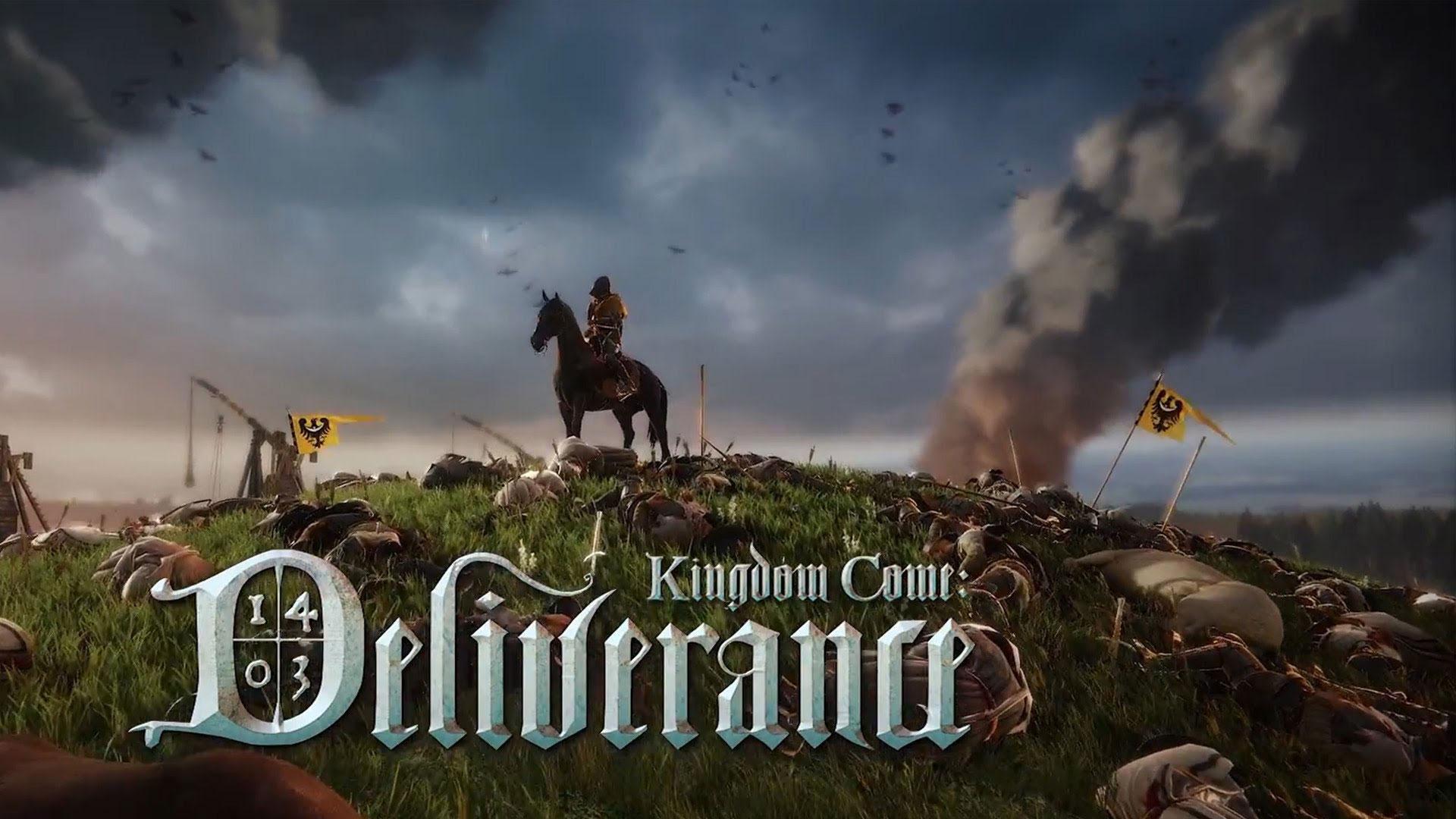 [96+] Kingdom Come: Deliverance Wallpapers on WallpaperSafari
