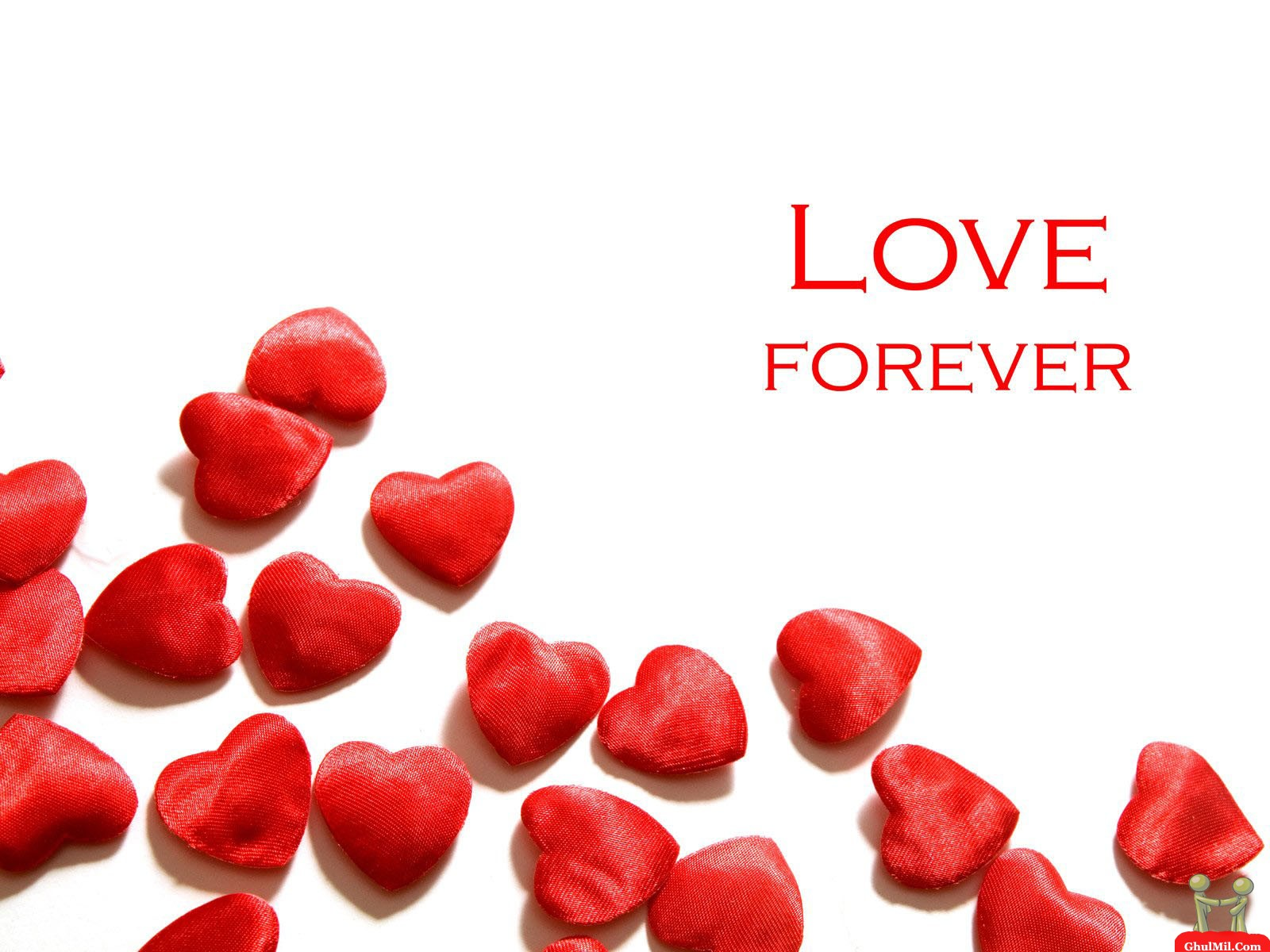 Valentines Day Love Hearts Wallpaper E Entertainment 1600x1200