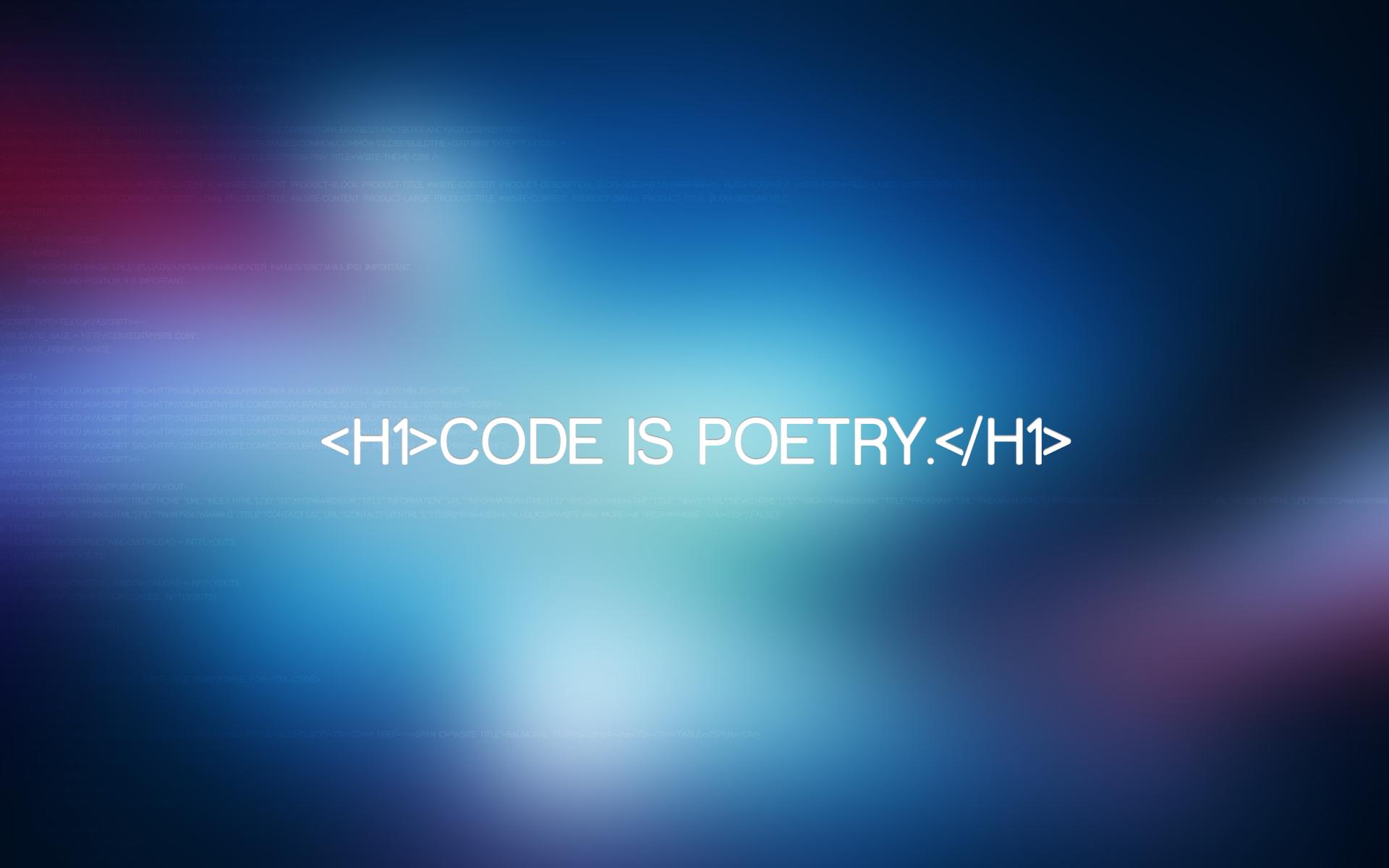 Code Computer Wallpapers Desktop Backgrounds 1920x1200 ID595291 1920x1200