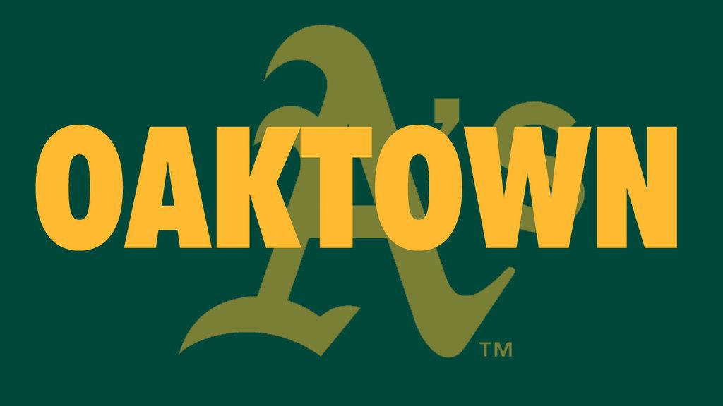 Oakland AthleticsOaktown by DevilDog360 1024x576