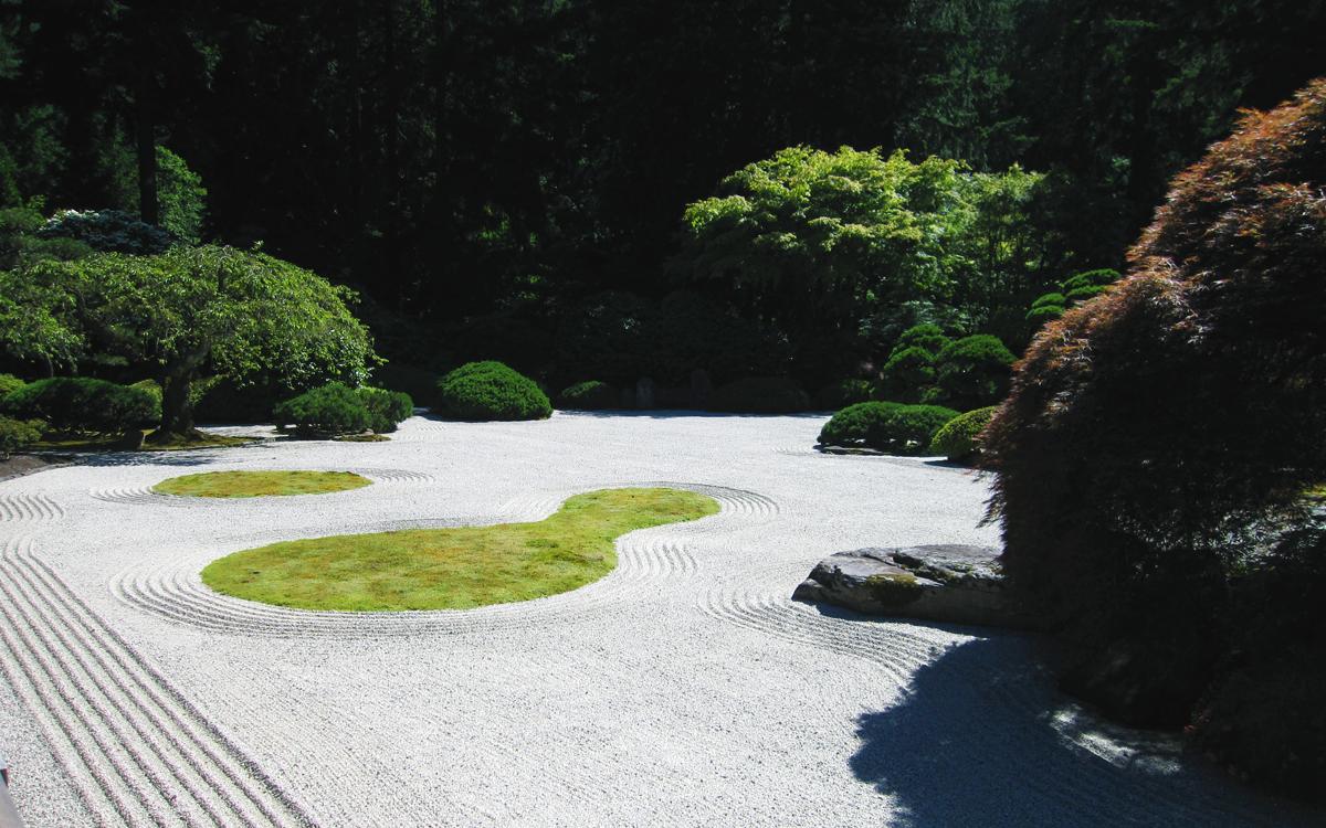 Zen Gardens Zen Garden Wallpaper Desktop Wallpapersafari