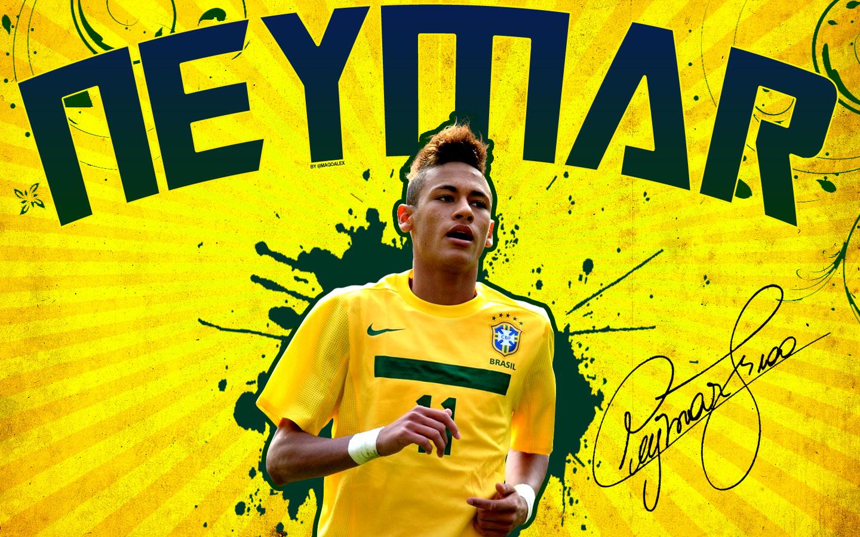Neymar Wallpaper 1440x900