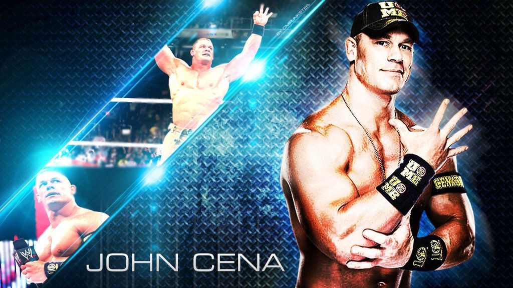 WWE John Cena Wallpapers 2015 HD 1024x576