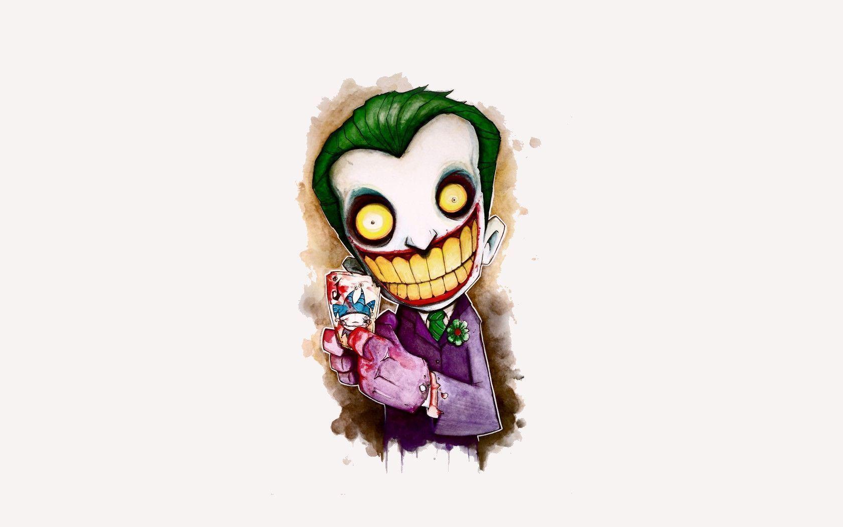Joker Comic Wallpapers 1680x1050