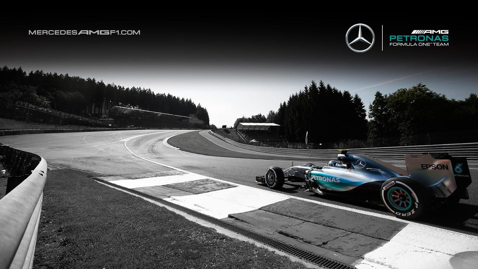 Mercedes AMG Petronas Wallpaper - WallpaperSafari
