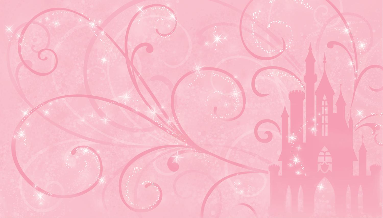 Disney XL Murals Princess Scroll Castle Sized Wallpaper HTML