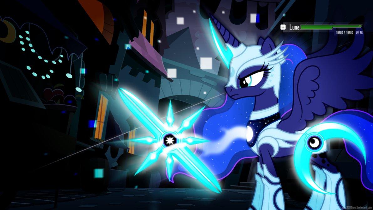 Luna SAO wallpaper by pony3000nerd 1191x670