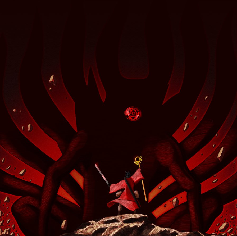 Naruto Ten Tailed Beast HD wallpaper 896 x 892   Wallpapers 896x892