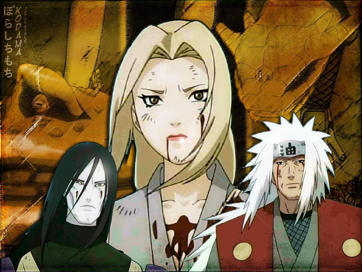 Naruto Tsunade Wallpapers 1152x864