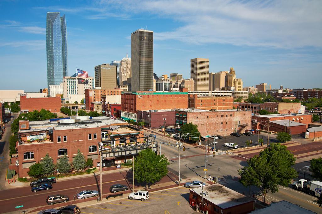 Oklahoma city live wallpaper 1024x680