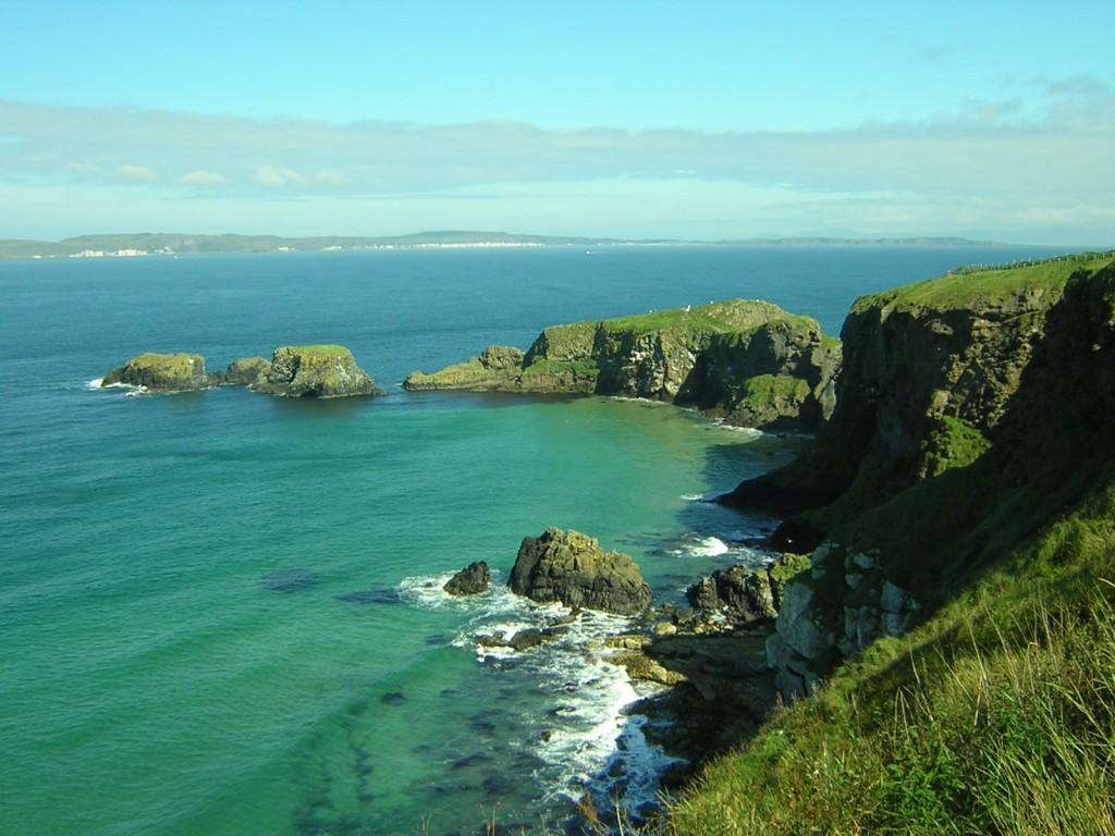 Download Antrim Irish Coast Desktop Backgrounds Wallpaper 1024x768