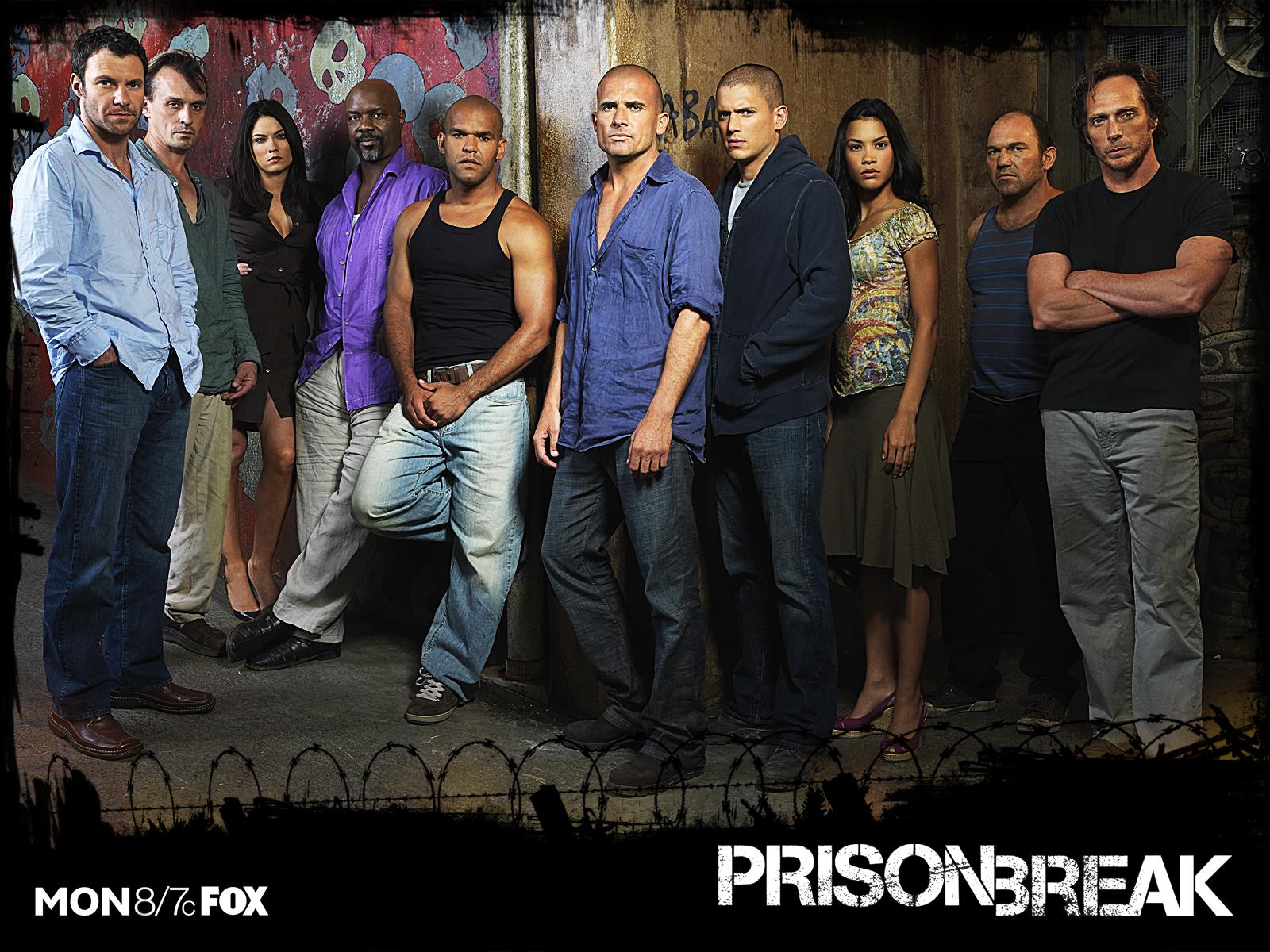Prison Break Wallpapers 1600x1200