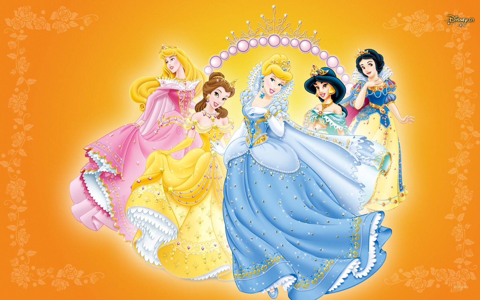 Disney Princess   Disney Princess Wallpaper 33693782 1680x1050