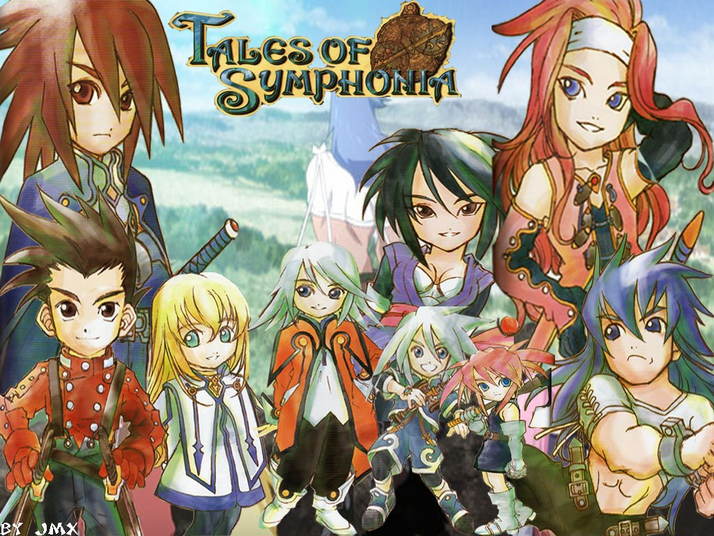 Tales Of Symphonia HD Wallpapers Backgrounds 1024x768